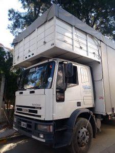 camion frente